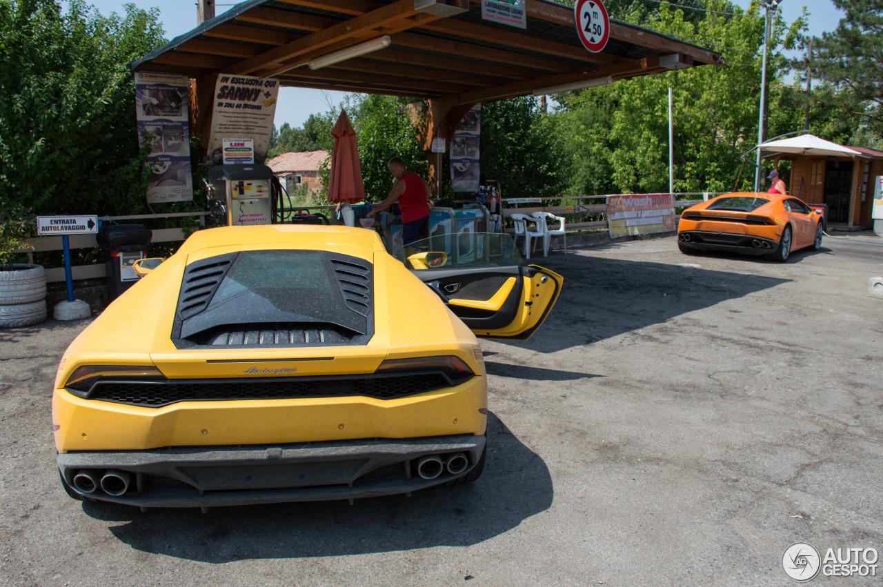 Lamborghini Huracán LP610-4 5