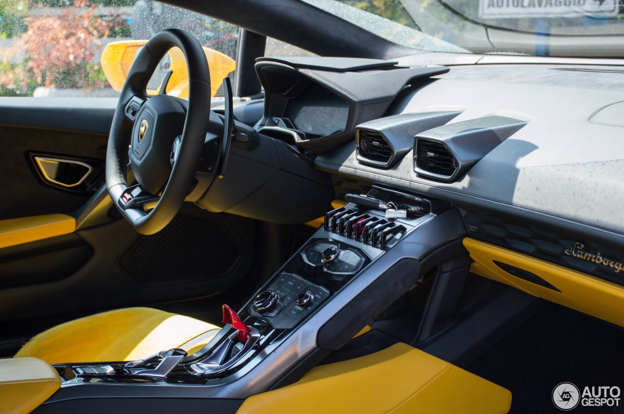 Lamborghini Huracán LP610-4 7
