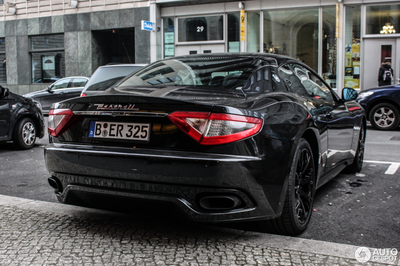 Maserati GranTurismo S 6