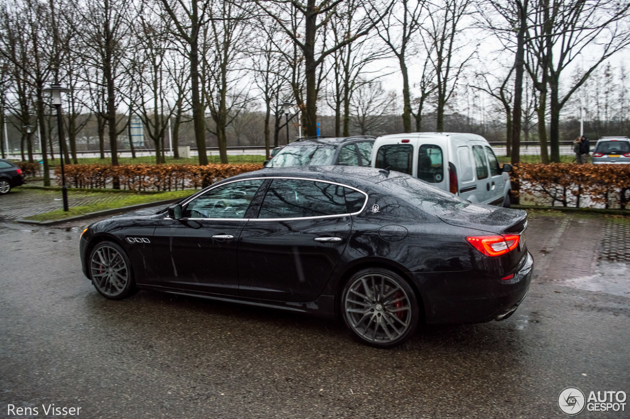 maserati quattroporte gts 2013 9 february 2016 autogespot. Black Bedroom Furniture Sets. Home Design Ideas