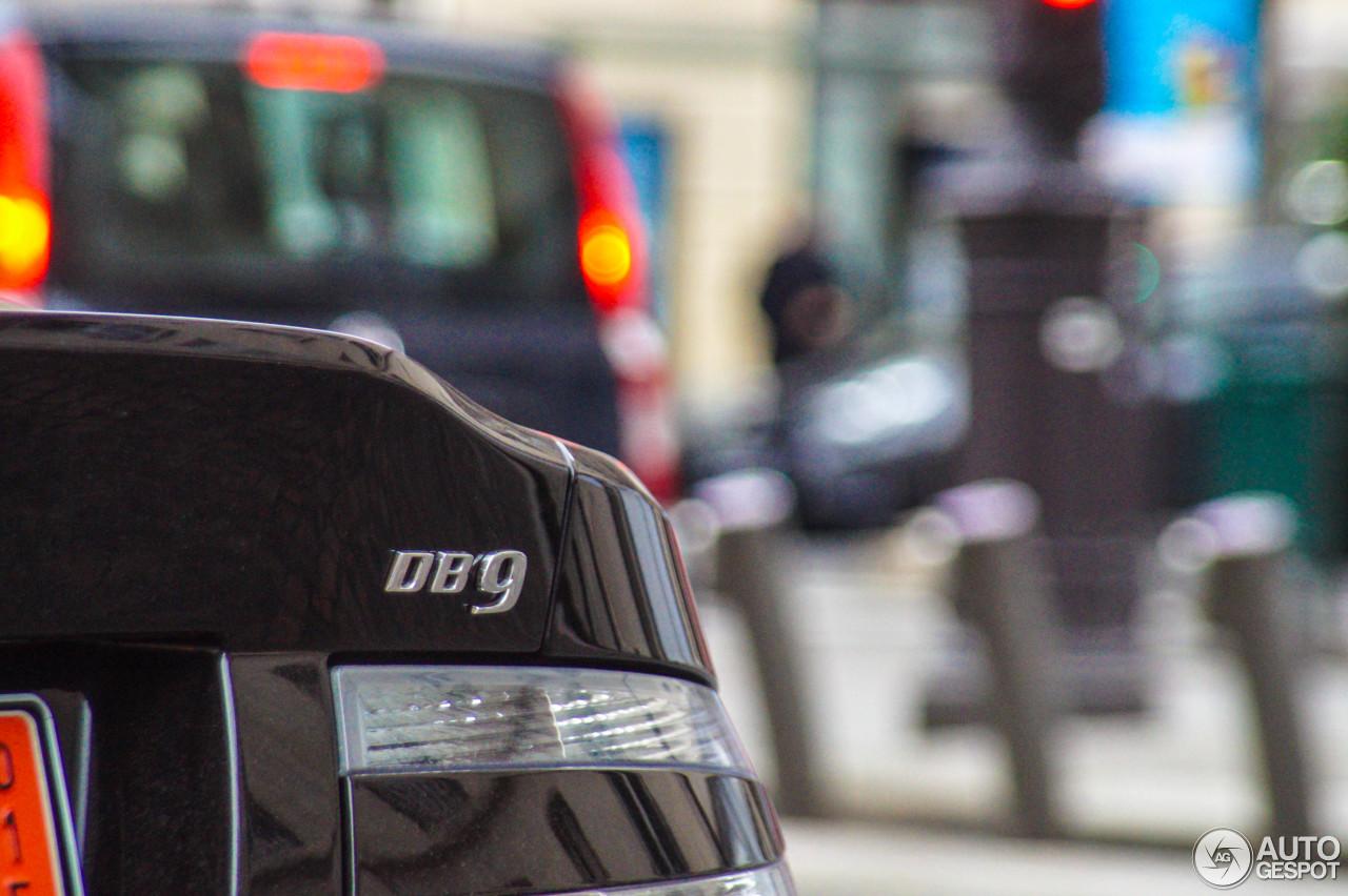 Aston Martin DB9 Volante 2013 5