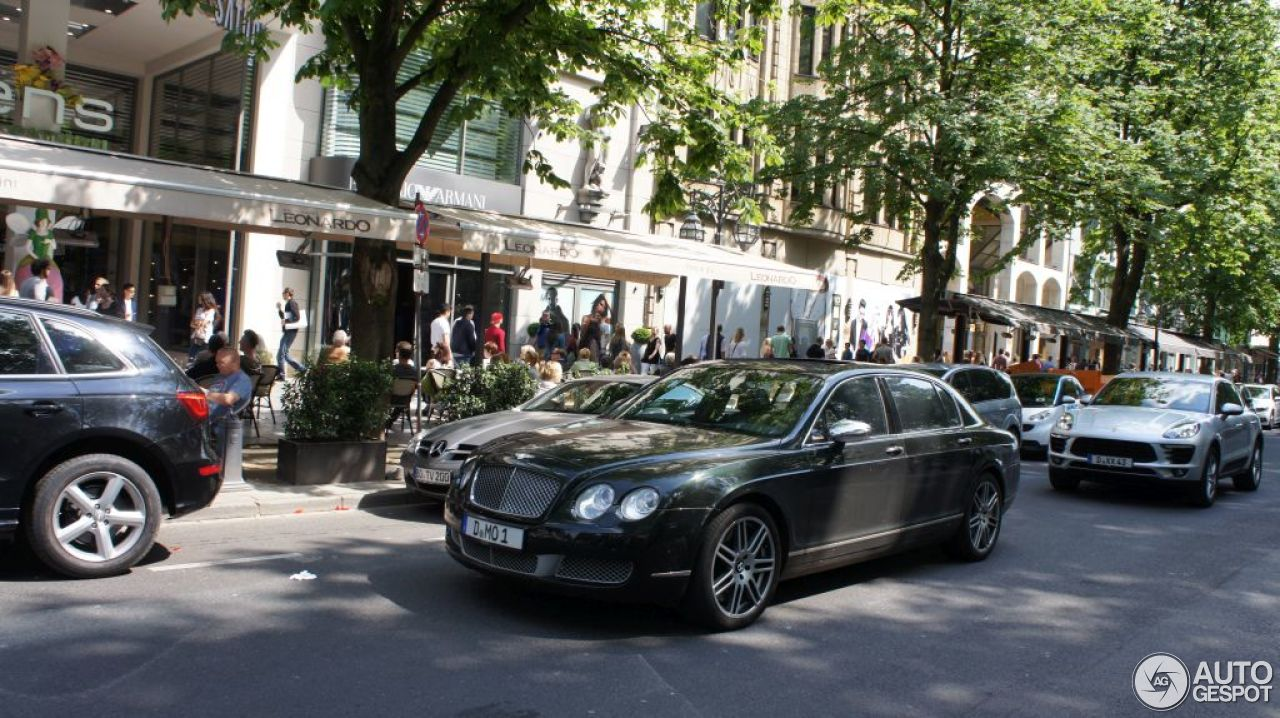Bentley Continental Flying Spur 2