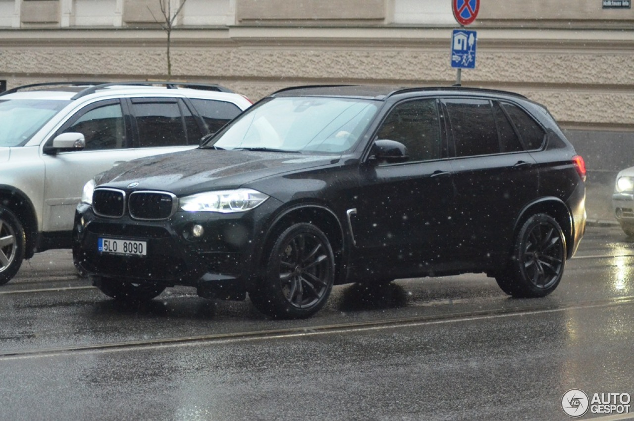 Bmw X5 M F85 10 February 2016 Autogespot