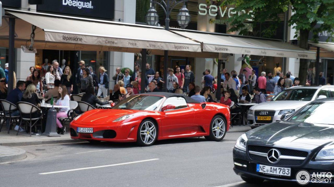 Ferrari F430 Spider 2