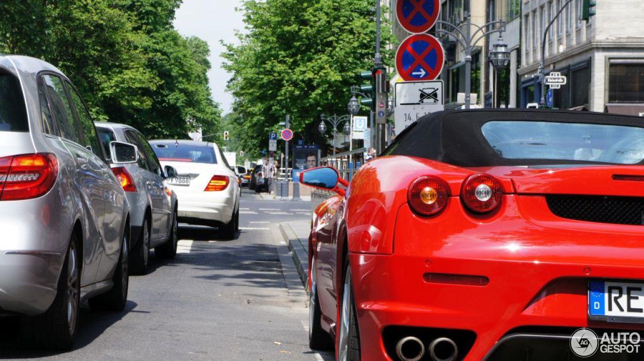 Ferrari F430 Spider 3