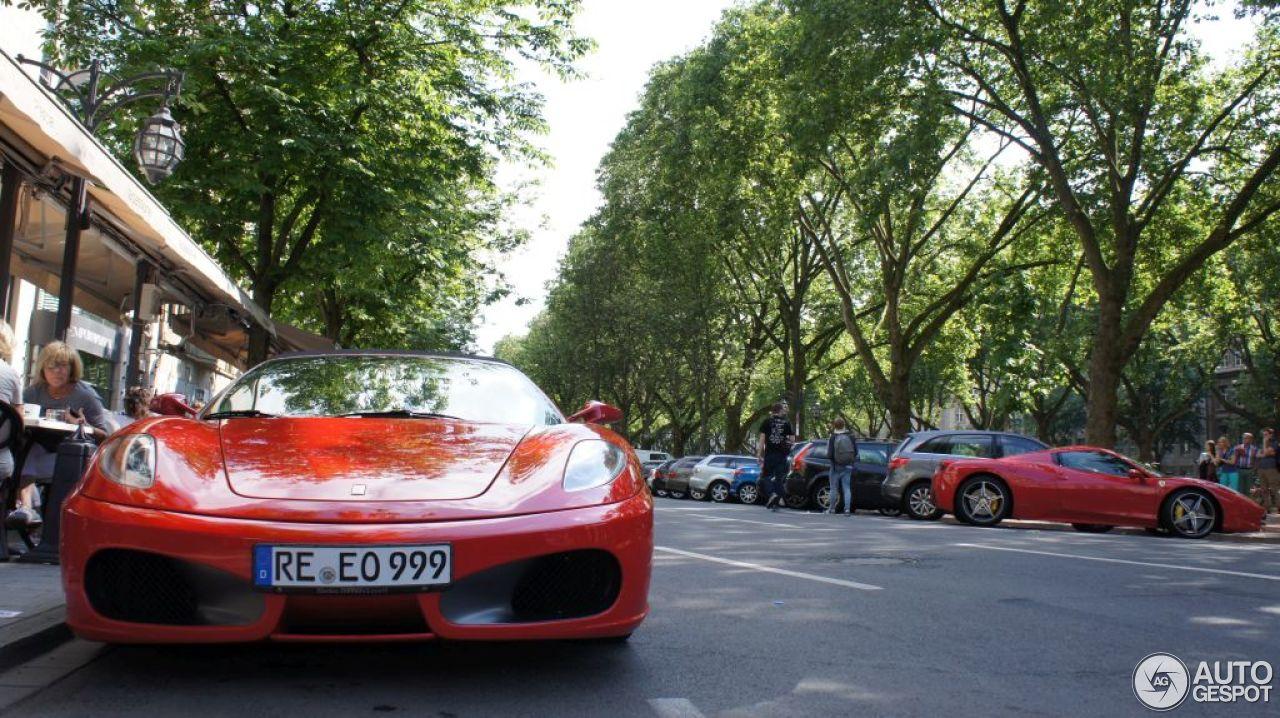 Ferrari F430 Spider 7