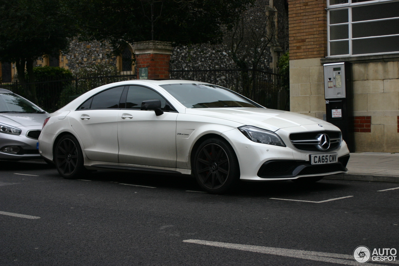 mercedes benz cls 63 amg s c218 2015 10 february 2016 autogespot. Black Bedroom Furniture Sets. Home Design Ideas