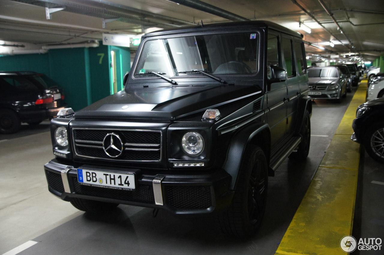 Mercedes-Benz G 63 AMG 2012 1
