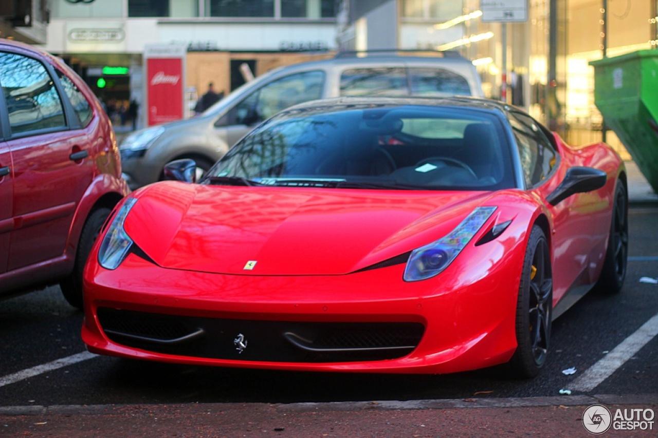 Ferrari 458 Italia 2