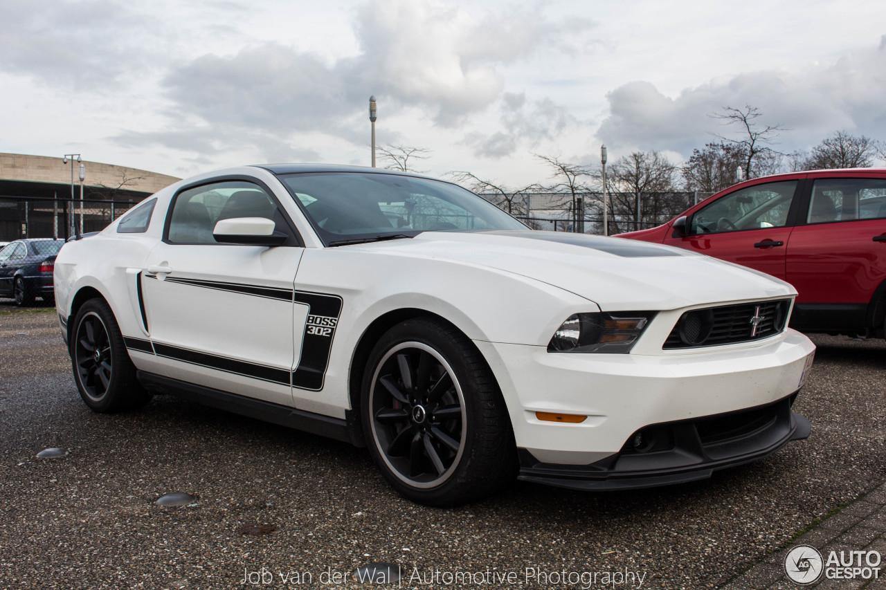 Ford Mustang Boss 302 2010 11 February 2016 Autogespot
