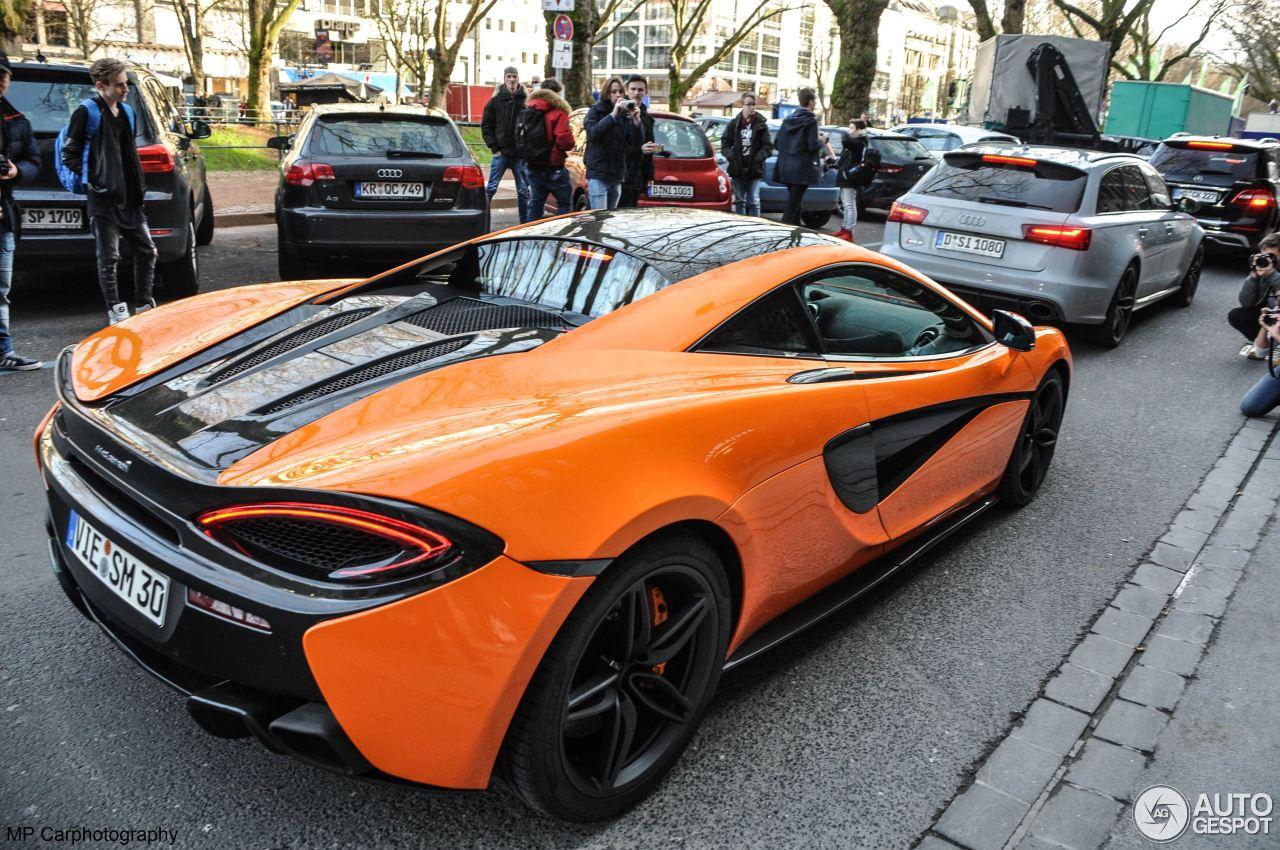 McLaren 570S 6