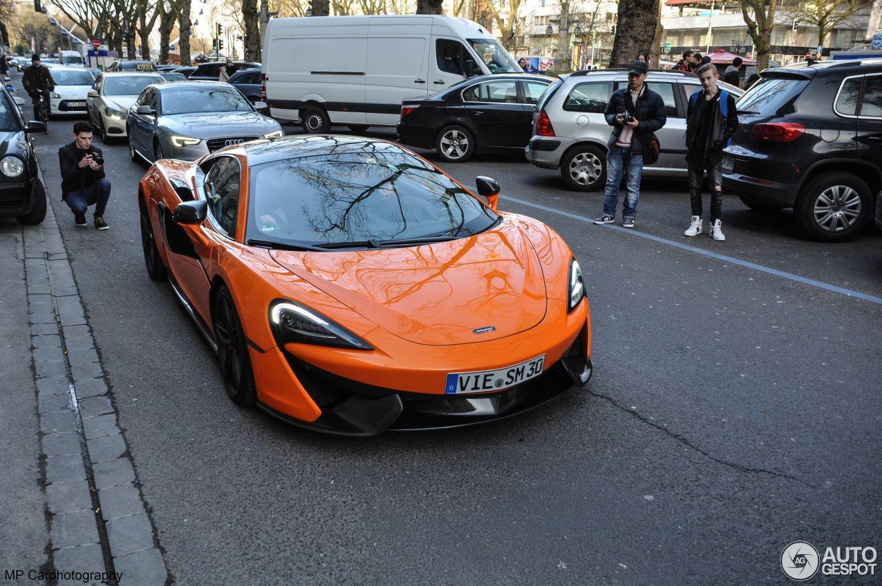 McLaren 570S 7
