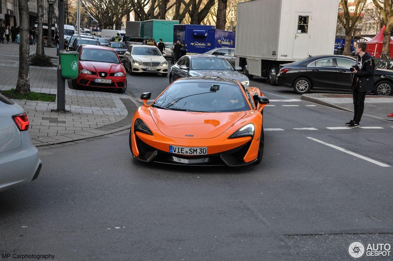 McLaren 570S 9