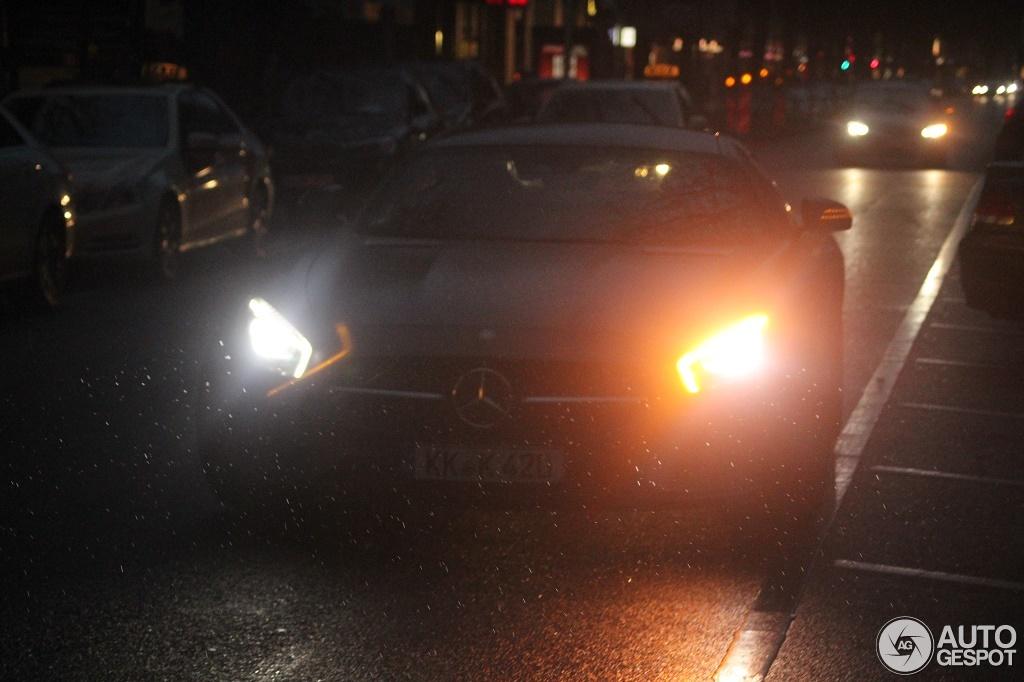 Mercedes-AMG GT S 5