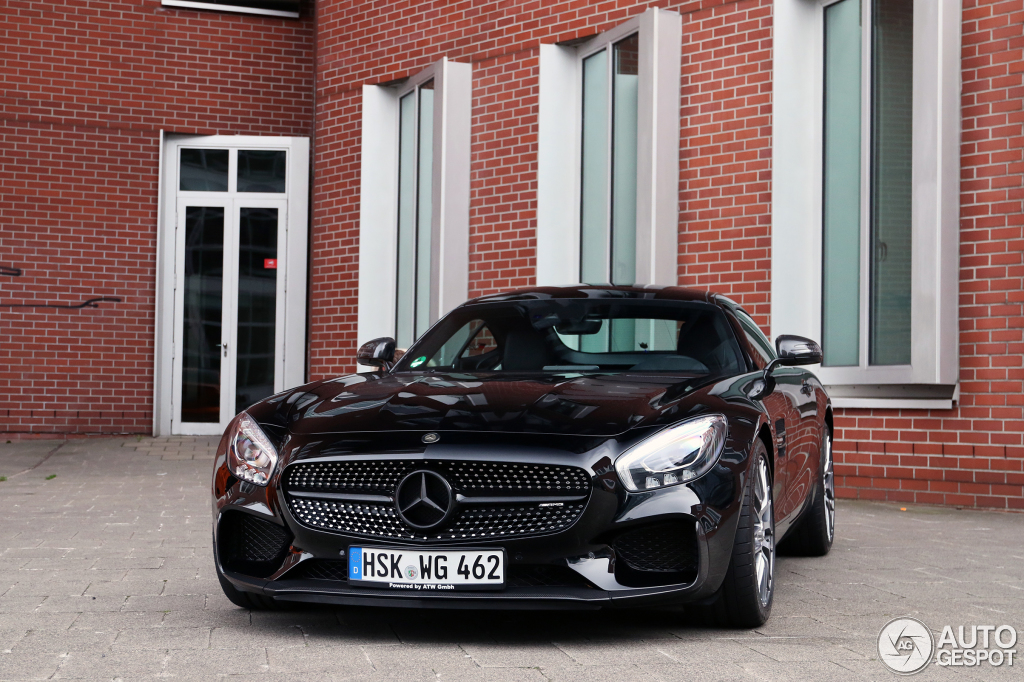 Mercedes-AMG GT S Edition 1 3