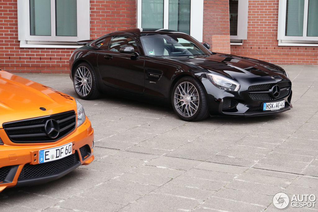 Mercedes-AMG GT S Edition 1 5