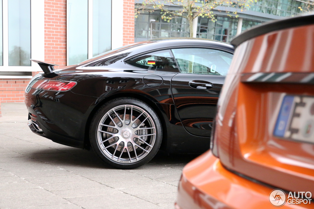 Mercedes-AMG GT S Edition 1 6