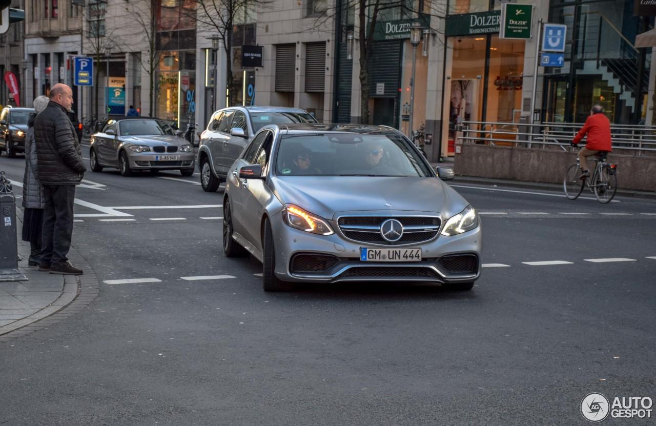 Mercedes-Benz E 63 AMG S W212 2