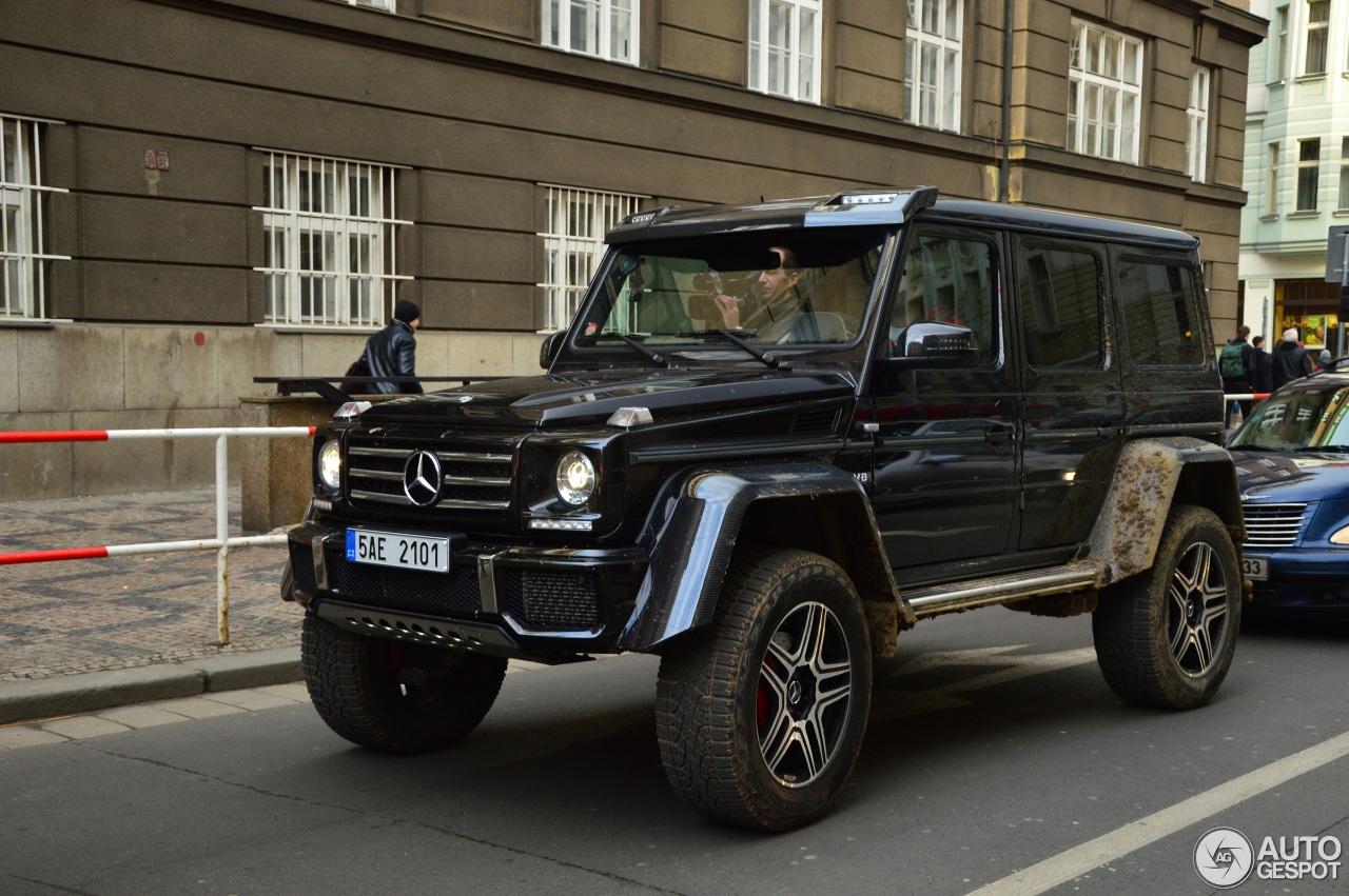 Mercedes benz g 500 4x4 11 february 2016 autogespot for C 500 mercedes benz for sale