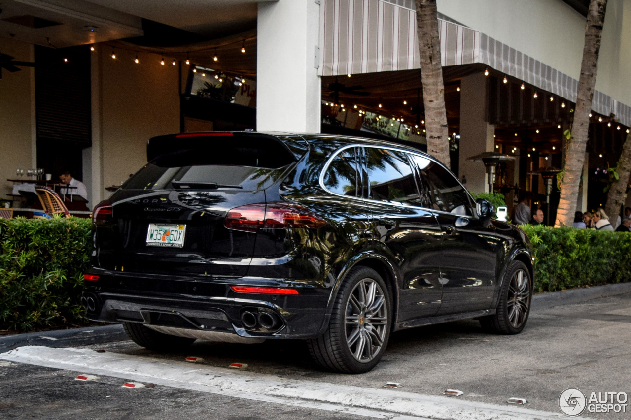 porsche 958 cayenne gts mkii 11 february 2016 autogespot. Black Bedroom Furniture Sets. Home Design Ideas