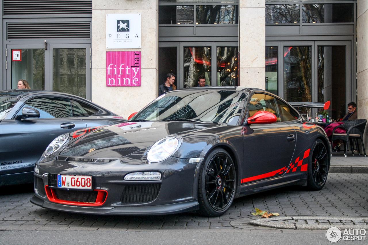 Porsche 997 GT3 RS MkII 4