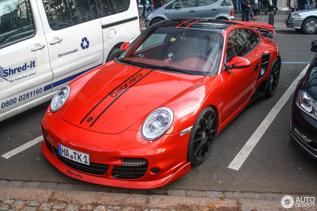 Porsche 997 Turbo S MkII RSR 1