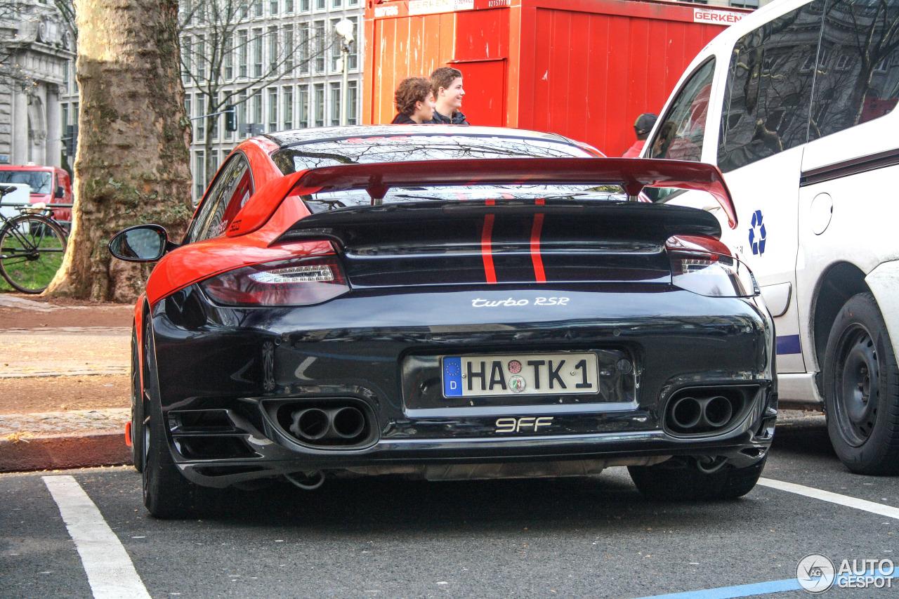 Porsche 997 Turbo S MkII RSR 6