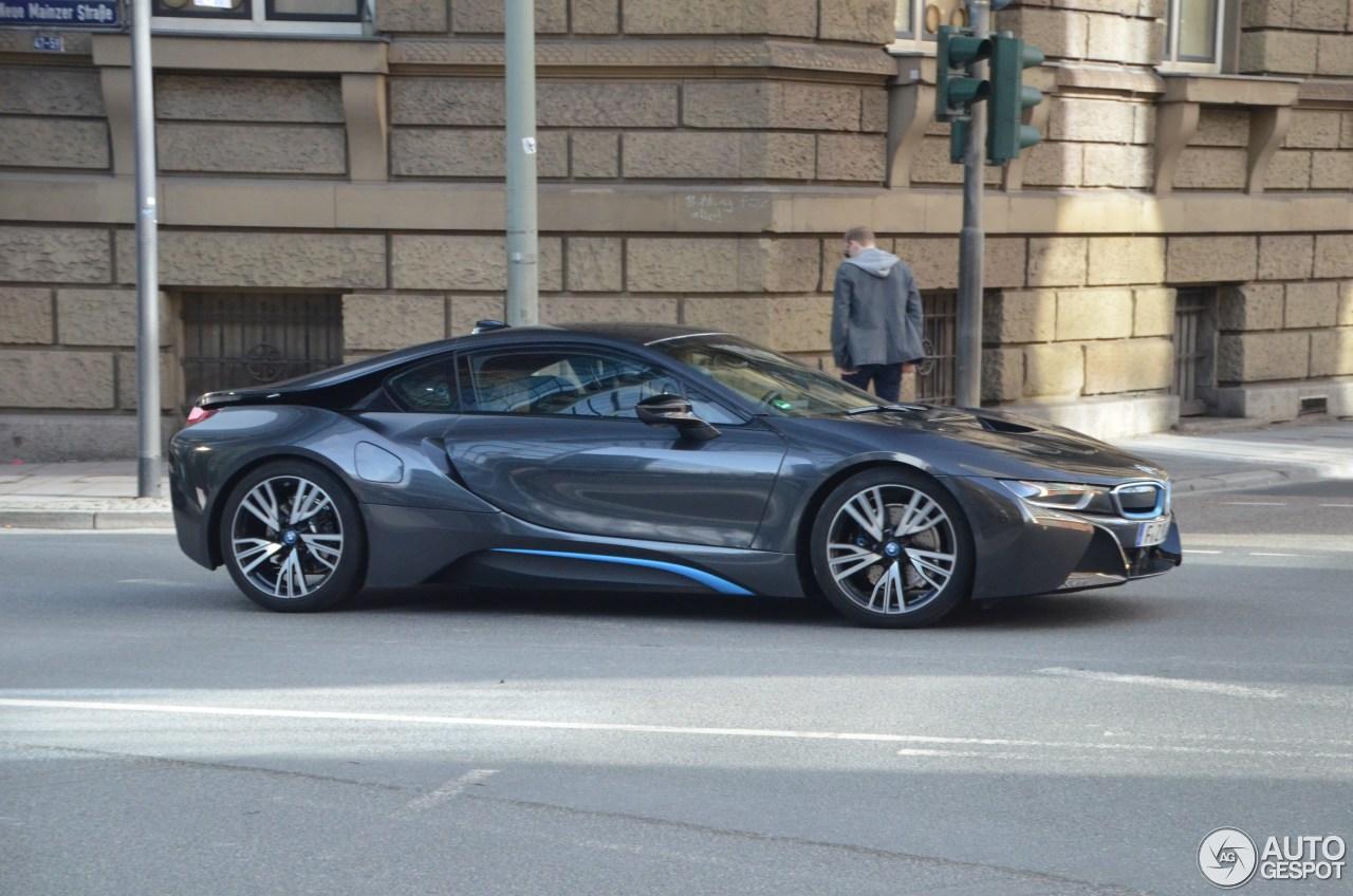BMW i8 3