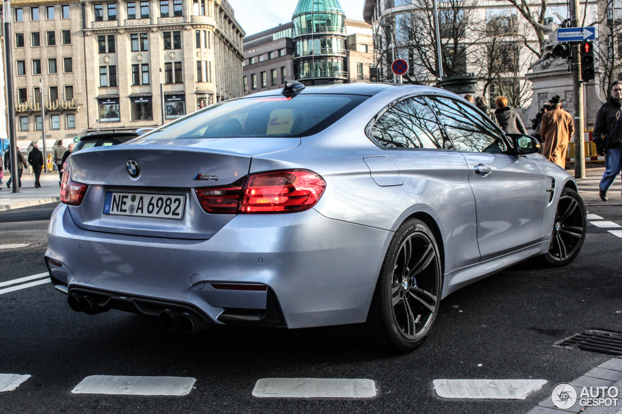 BMW M4 F82 Coupé 5