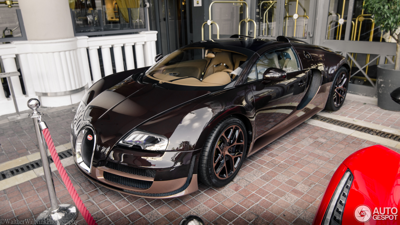 bugatti veyron 16 4 grand sport vitesse rembrandt bugatti 12 february 2016. Black Bedroom Furniture Sets. Home Design Ideas