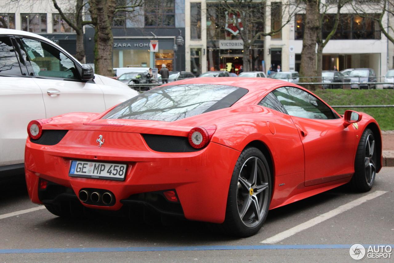 2016 ferrari 458 italia - photo #13