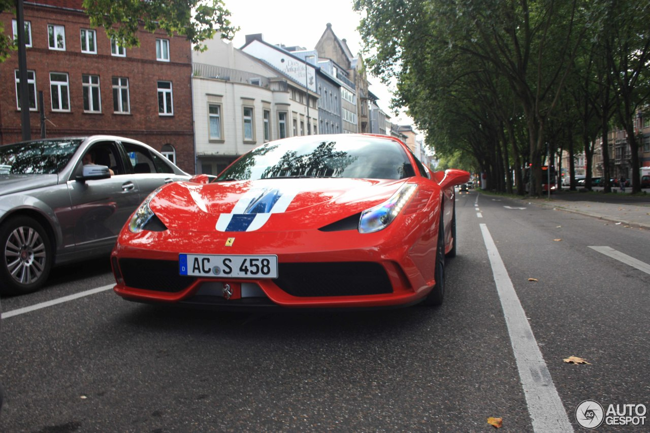 Ferrari 458 Speciale 2