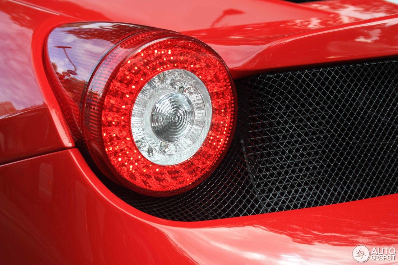 Ferrari 458 Speciale 7