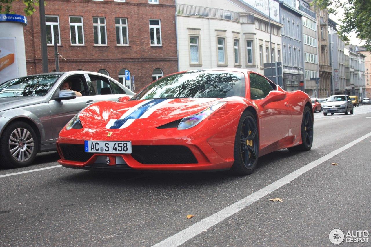 Ferrari 458 Speciale 8
