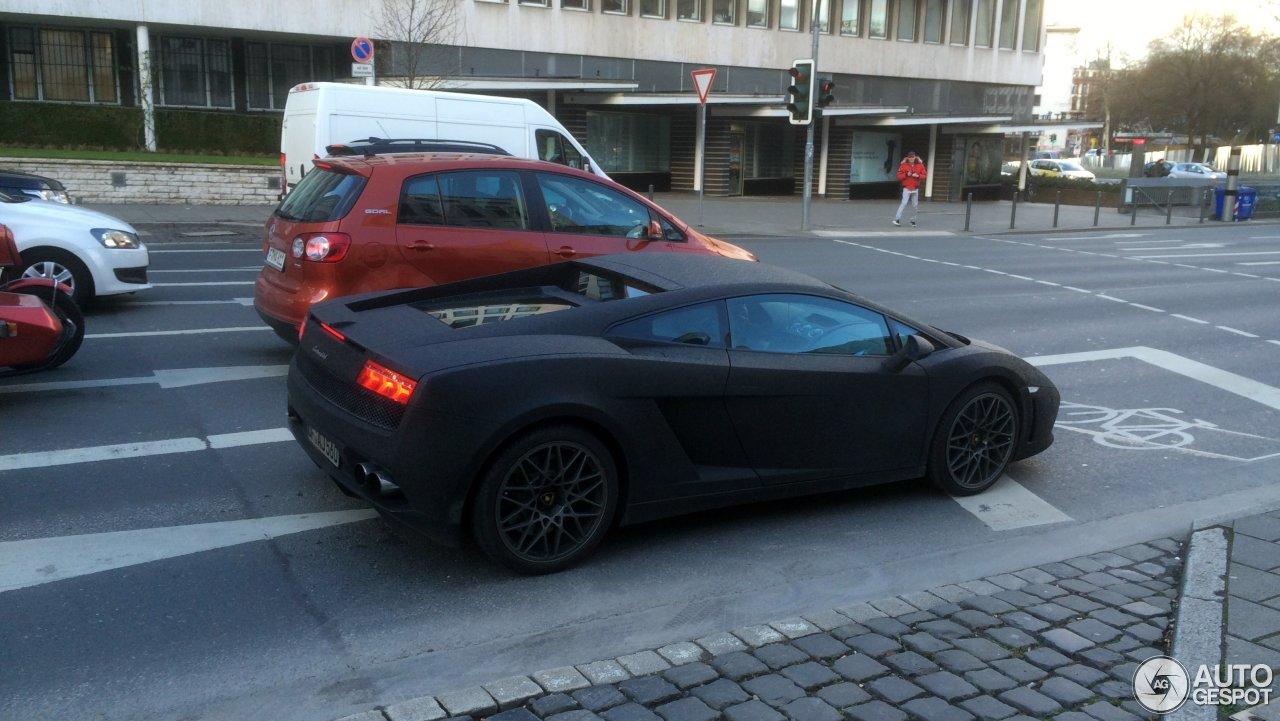 Lamborghini Gallardo LP560-4 8