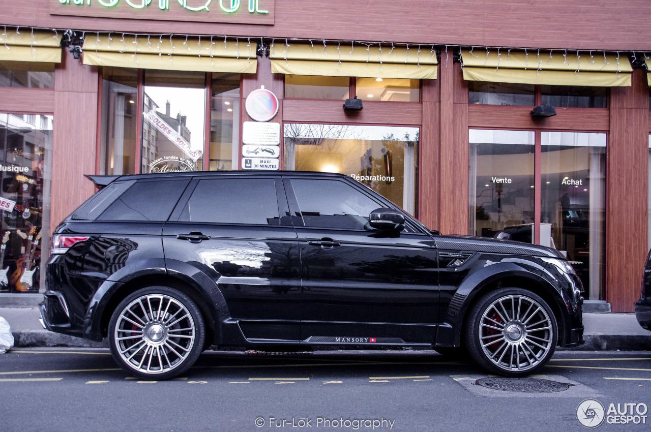 Land Rover Mansory Range Rover Sport 2013 12 Februari