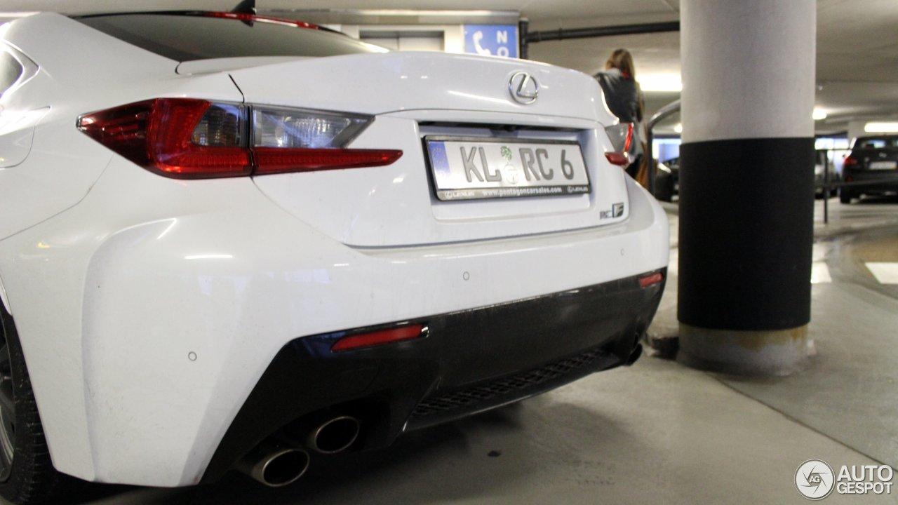 Lexus RC F 1