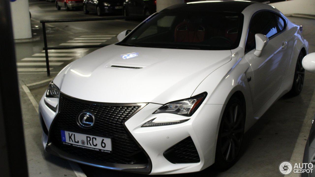 Lexus RC F 2