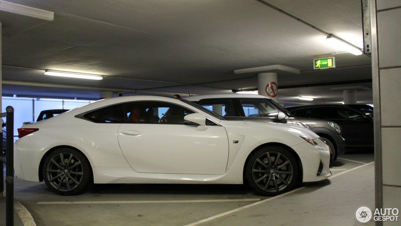 Lexus RC F 6