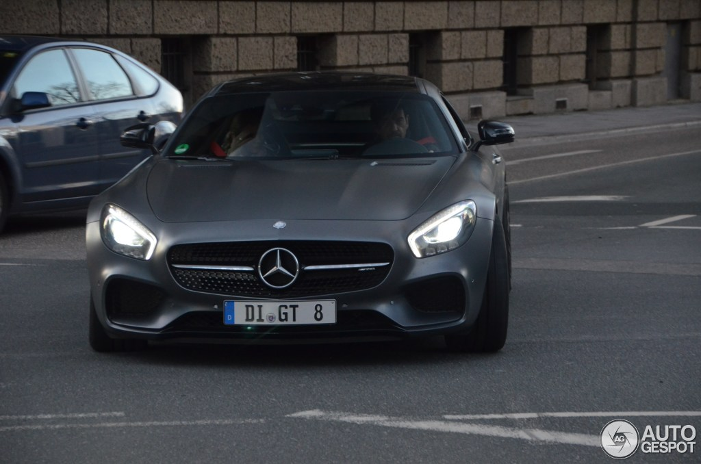 Mercedes-AMG GT S 10
