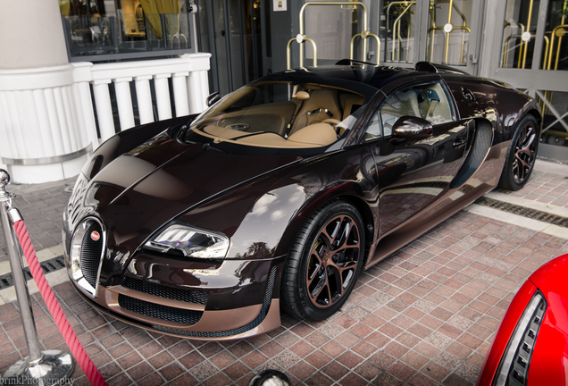 Bugatti Veyron 16.4 Grand Sport Vitesse Rembrandt Bugatti