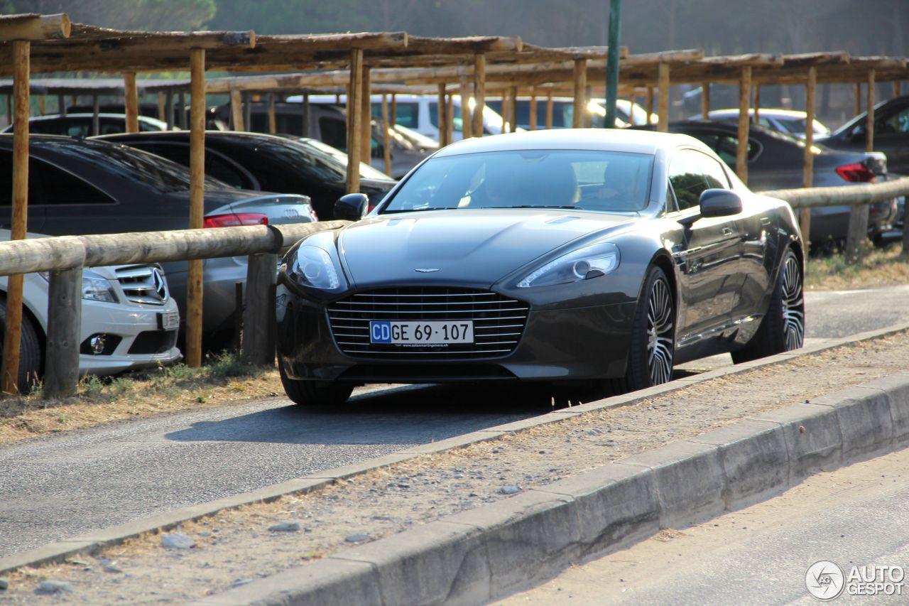 Aston Martin Rapide S 1