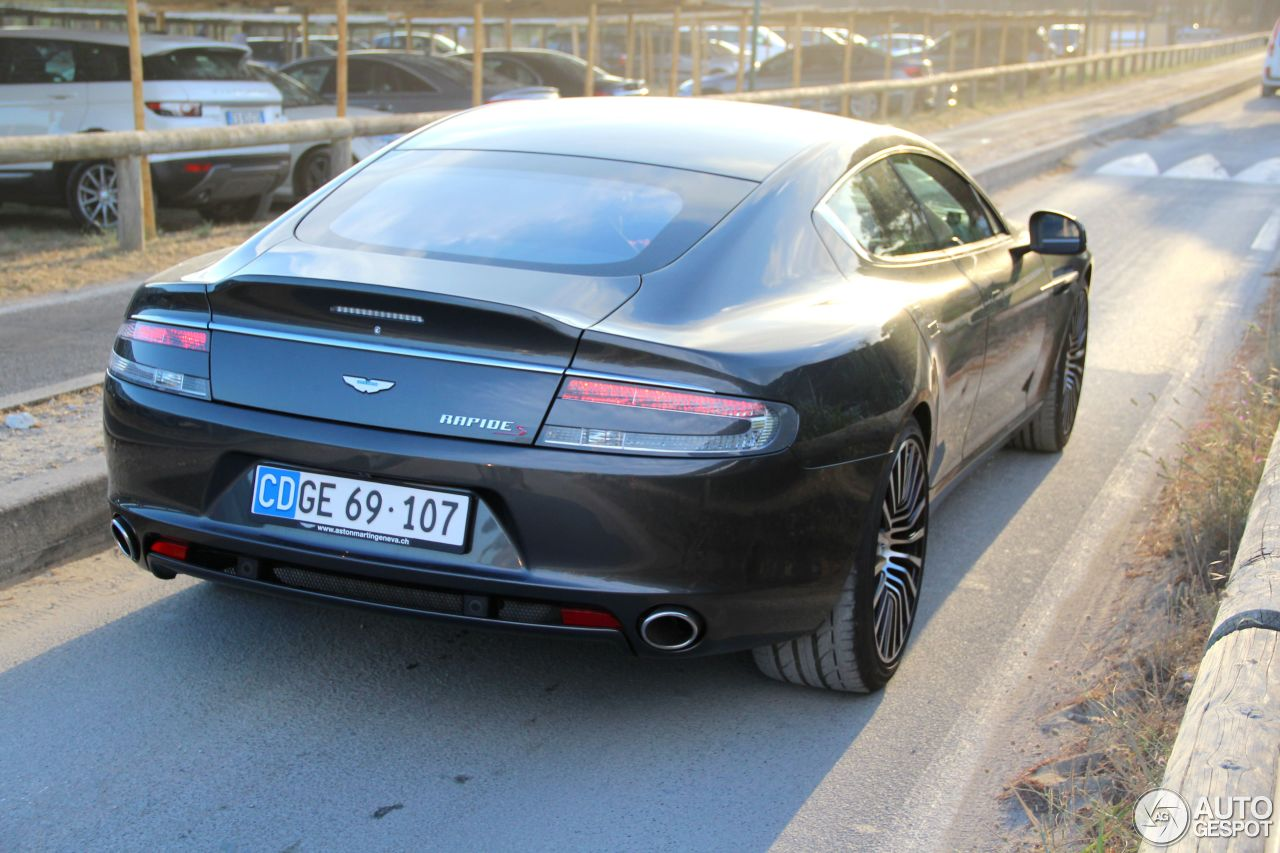 Aston Martin Rapide S 2