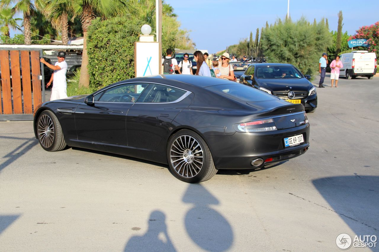 Aston Martin Rapide S 4