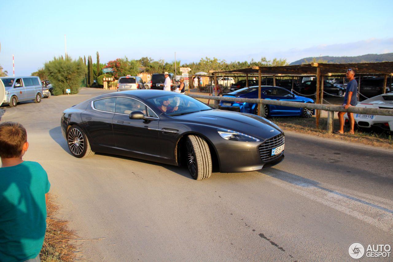 Aston Martin Rapide S 6