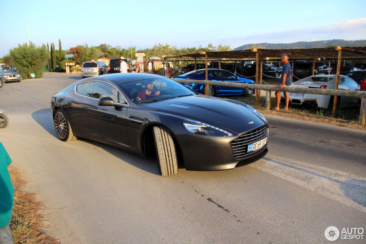 Aston Martin Rapide S 8