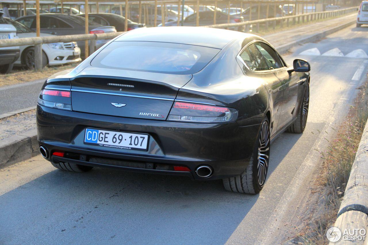 Aston Martin Rapide S 9