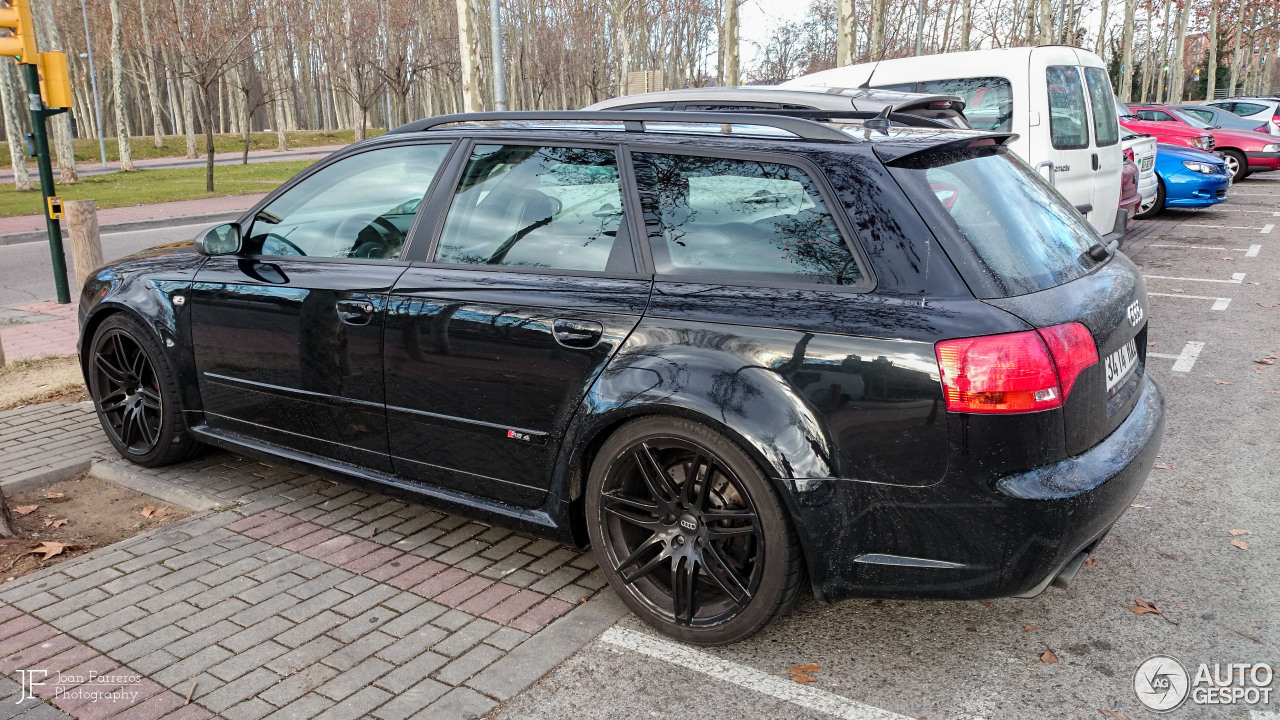 audi rs4 avant b7 13 february 2016 autogespot. Black Bedroom Furniture Sets. Home Design Ideas