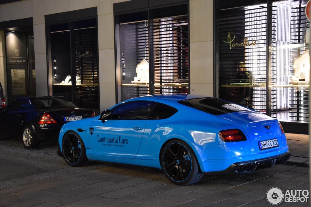 Bentley Startech Continental Gt Speed 2016 13 Februar