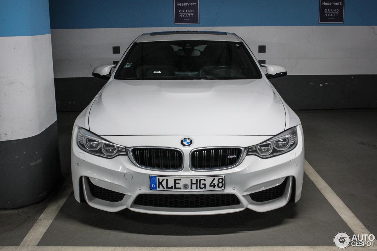 BMW M4 F82 Coupé 3